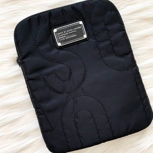 Marc By Marc Jacobs Black Tablet Case